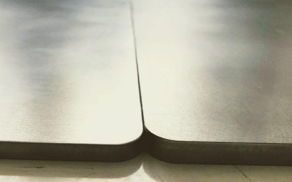 Bak/pizzastål 6 mm och 8 mm